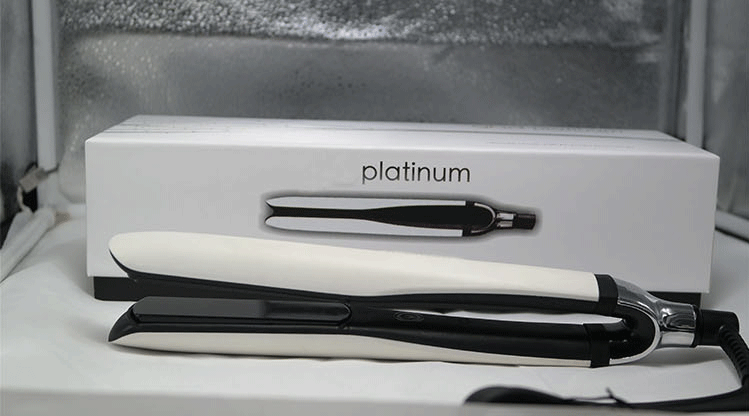 Best Price ghd platinum styler Black and White color  11