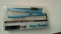 Babyliss Ultra Nano Titanium Plate Hair Straightener and Hair Curler Flat Iron 2