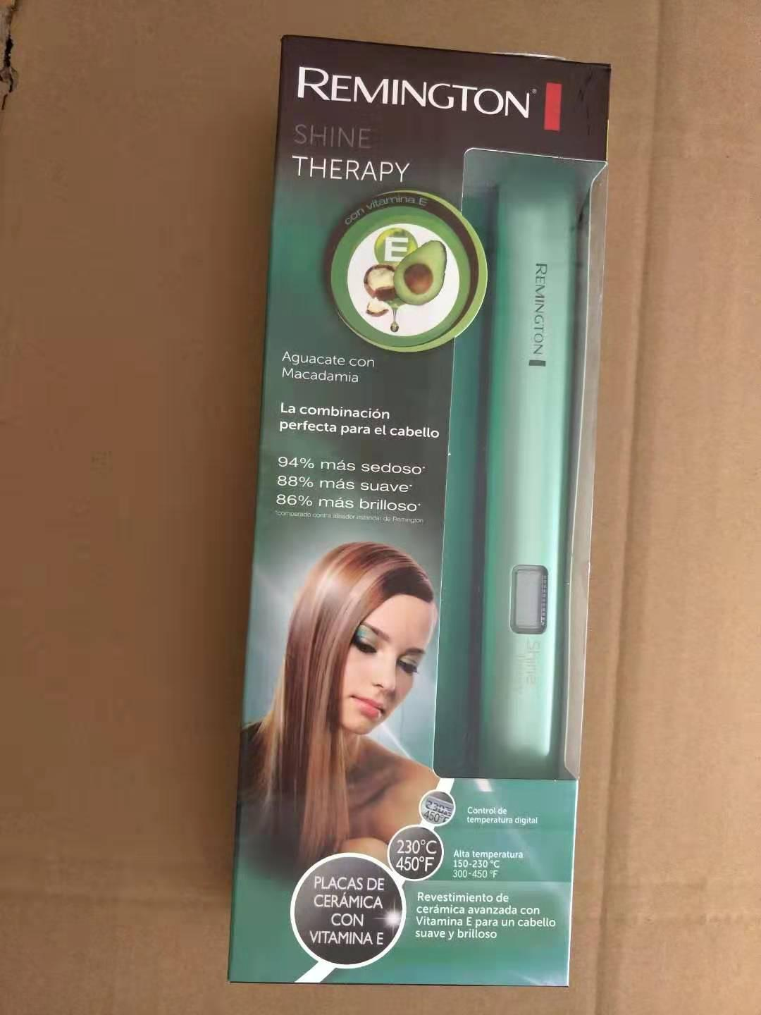 Remington SHINE THERAPY plancha de cabello remington s9960 Flat Iron for Hair 1