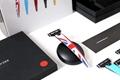 Bolin Webb R1 Mach3 Razor & Stand Gift Set Men's Razor