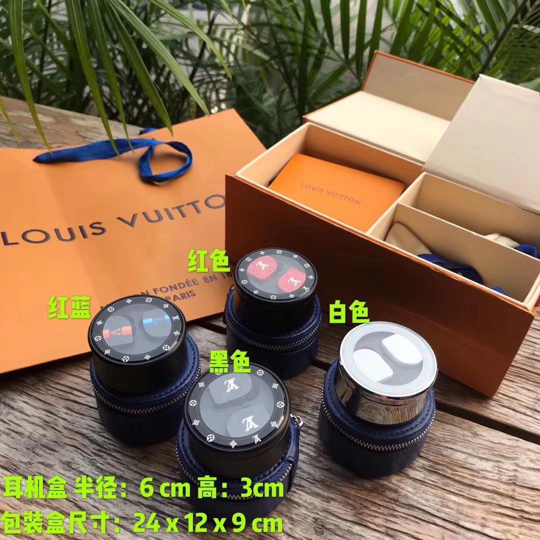 Louis Vuitton earphones wireless Multicolor earbuds LV airpods