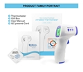 Digital Measure Tool for Baby Adult non contact infrared thermometer medical