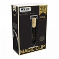 Wahl 5 Star Magic Clip Black&Gold Cordless wahl black and gold clippers