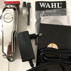 Wahl 1919 Magic Clip Cordless Clipper Limited Edition Metal