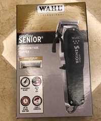 Black Wahl Senior Professional Clipper 8545