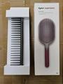 Dyson Supersonic Styling Set Detangling Comb Paddle Brush Fuchsia/Gray