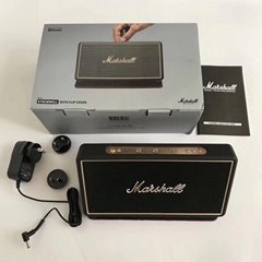 Marshall Stockwell Portable Bluetooth Speaker with Flip Cover 1:1