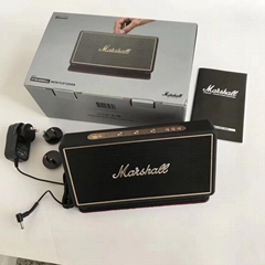 Marshall Stockwell Portable Bluetooth Speaker with Flip Cover (Hot Product - 1*)