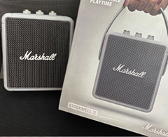 Marshall Stockwell II Black and White Color Price Discount