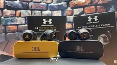UA Project Rock Ture Wireless by JBL Unde Armour Flash Sport In earphones
