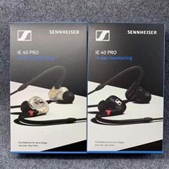 Sennheiser IE40 PRO In-Ear Monitoring Headphones