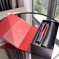 GHD Straightener Platnium + Styler Red