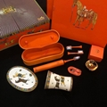 NEW Hermes Electric Toothbrush Gift Set