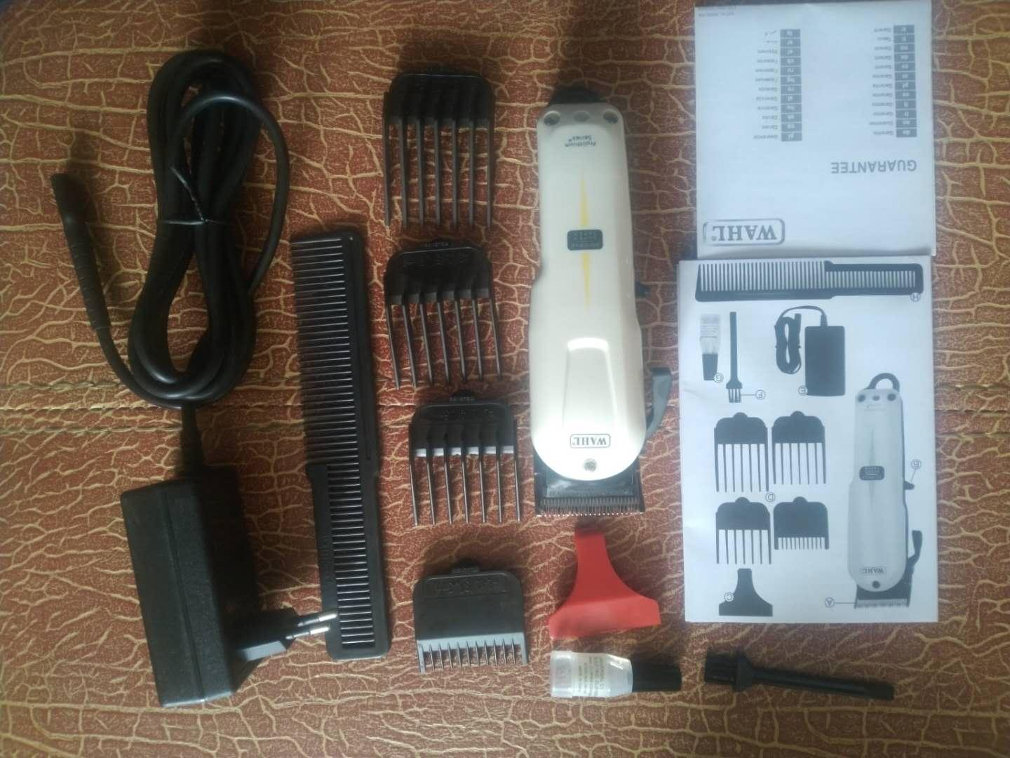 Super Taper Wahl Cordless Hair Clippers Discount Price 2