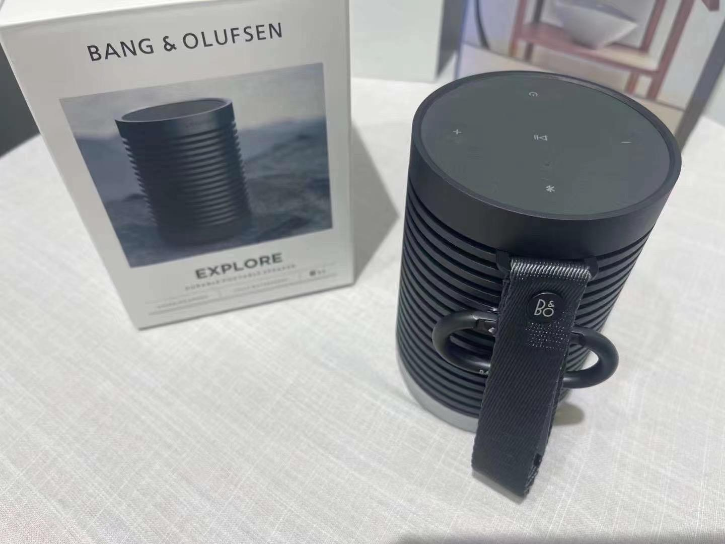 Beosound explore Speakers bang & olufsen Bluetooth Canned Speakers  4