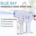 Blue Ray Hair Nano Mister Nano Spray Gun