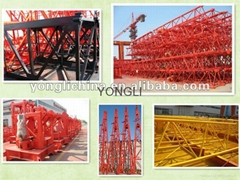 tower crane manufacturer qtz80(5710)