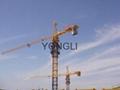 China hot 10t tower crane