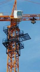 qtz160(6515) tower crane