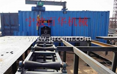MPBWW移动式管道切割坡口工作站