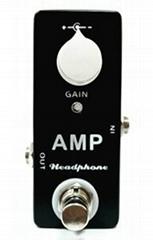Amp Headphone MINI GUITAR EFFECT PEDAL