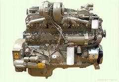 Factory Supply NT855 (225~343kw) Water Cooling Diesel Engine