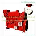 Chinese Supplier 6 cylinder Cummins marine diesel engine 3