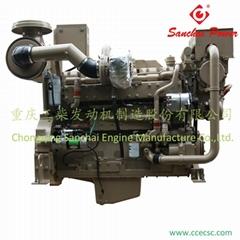 Wholesale Water Cooling Cummins KTA19-M Marine Diesel Engines