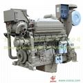 Wholesale Water Cooling Cummins KTA19-M Marine Diesel Engines 2