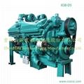 Cummins Diesel Engine Manufacturer Supply KTA38-M Marine Diesel Engine 3