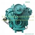 Cummins Diesel Engine Manufacturer Supply KTA38-M Marine Diesel Engine 2