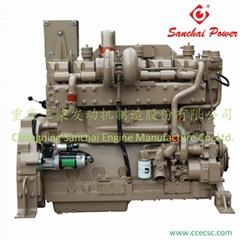 Cummins KTA19-P500 Pump Diesel Engine