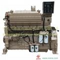 Cummins KTA19-P500 Pump Diesel Engine 2