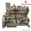 Cummins KTA19-P600 Pump Diesel Engine 3