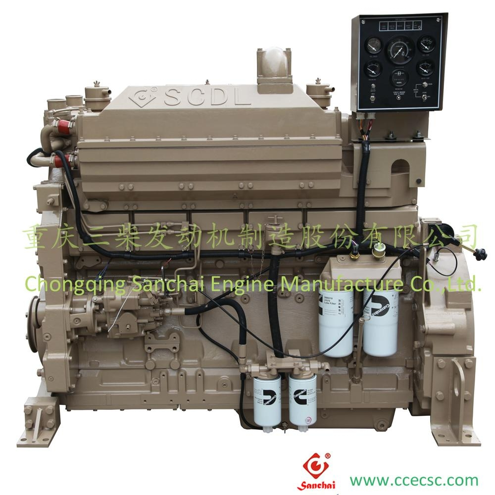 Cummins KTA19-P600 Pump Diesel Engine 4