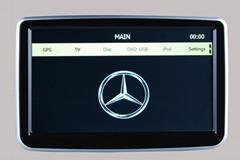 Hualingan Car DVD GPS Navigation For Benz A(W176) B(W246) CLA GLA