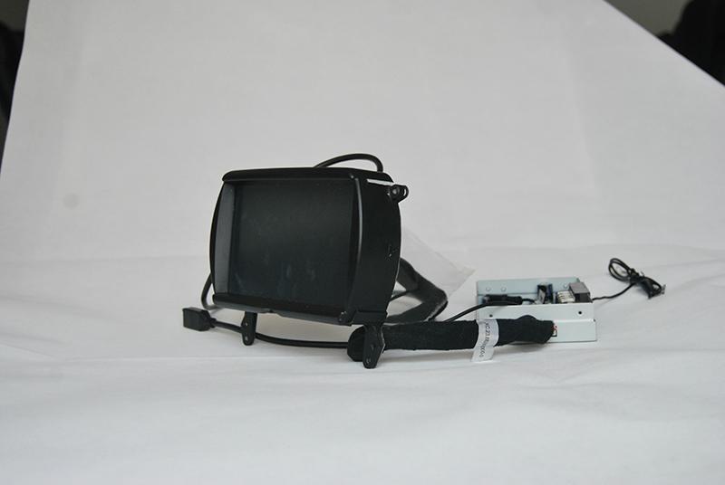 Auto GPS Navigation Ipod GPS TV DVD Player For BMW MINI 5