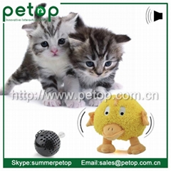 Electronic Cat Toys Crazy Bouncer Ball for Dog and Cat