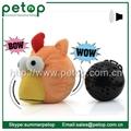 Cheap Plastic Electronic Animal Sounds Pet Toy Balls 3