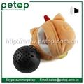 Cheap Plastic Electronic Animal Sounds Pet Toy Balls 5