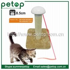 2014 Christmas Led cat laser toy Pet lasers pointer Cat laser toys Dog laser toy