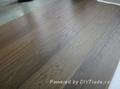 Direct factory offer wide plank oak wood