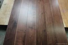 Direct factory price American balck walnut wood flooring