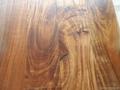 Best quality solid small leaf Acacia wood flooring  5