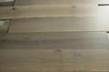 European oak wide plank engineered wood