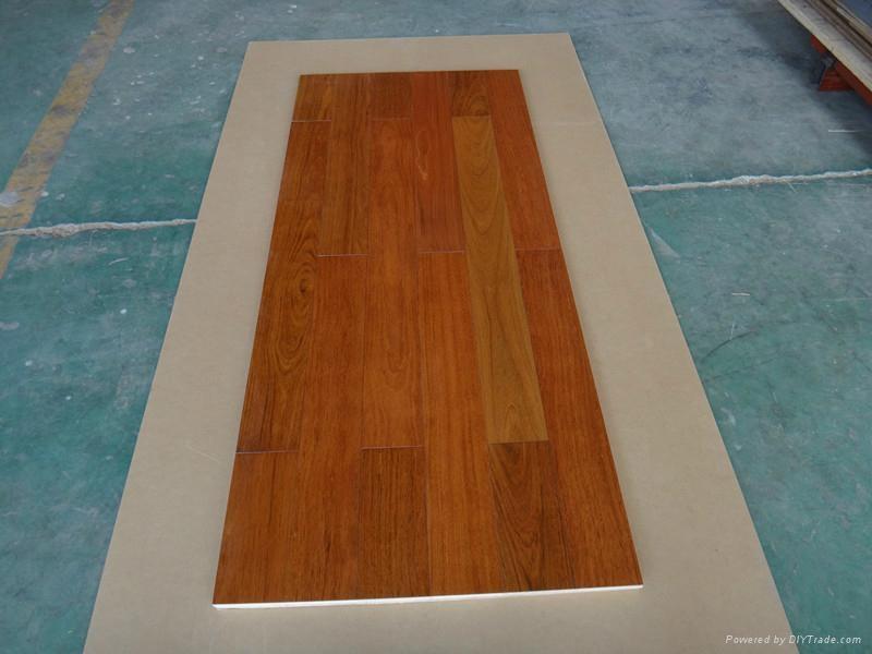 Jatoba engineered wood flooring  1