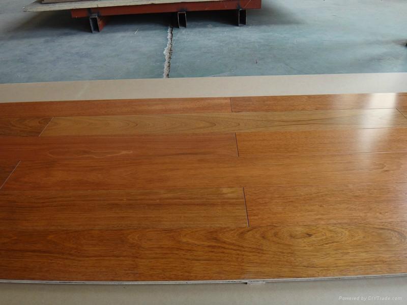 Jatoba engineered wood flooring  2
