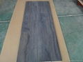 Wire brushed antique rustic engineered wood flooring  2