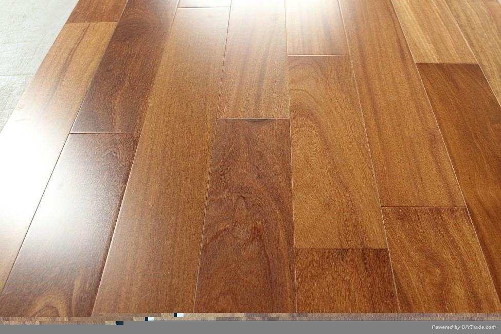 Cumaru engineered wood flooring from direct manufacturer for Hardwood flooring company