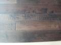 Handscraped maple engineered wood